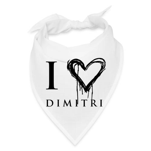 I heart Dimitri - Bandana