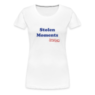 T-Shirts ~ Women's Premium T-Shirt ~ Stolen Moments | Women's T-Shirt