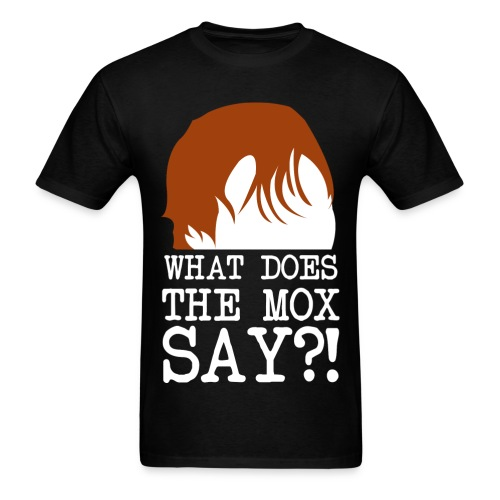What Does The Mox Say?! - Men's T-Shirt
