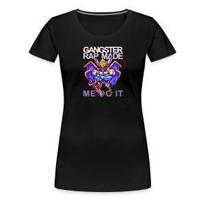 GANGSTAATROX F - Women's Premium T-Shirt