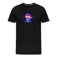 T-Shirts ~ Men's Premium T-Shirt ~ POISON SHROOM M