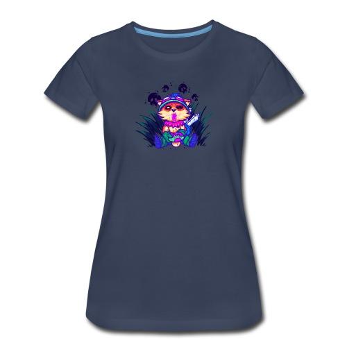 POISON SHROOM F - Women's Premium T-Shirt