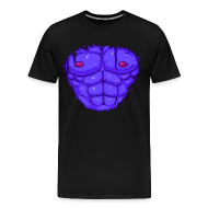 T-Shirts ~ Men's Premium T-Shirt ~ I CAN MILK THESE M