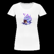 Women's T-Shirts ~ Women's Premium T-Shirt ~ I'MA MAKE YOU MA B*$%H F