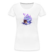 T-Shirts ~ Women's Premium T-Shirt ~ I'MA MAKE YOU MA B*$%H F