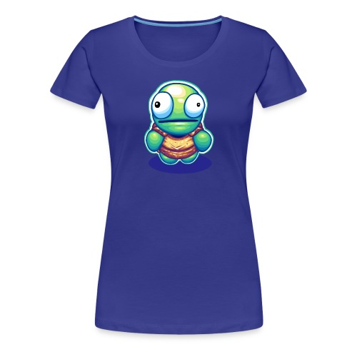 TURTLE SHIRT F - Women's Premium T-Shirt