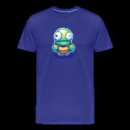 T-Shirts ~ Men's Premium T-Shirt ~ TURTLE SHIRT M