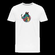 T-Shirts ~ Men's Premium T-Shirt ~ Zee Dragon logo