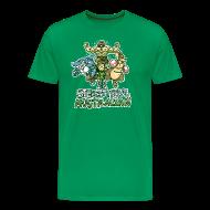 T-Shirts ~ Men's Premium T-Shirt ~ STEREOTYPICAL AUSTRALIAN M