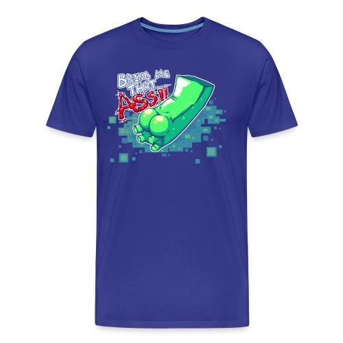 THAT ASS M - Men's Premium T-Shirt