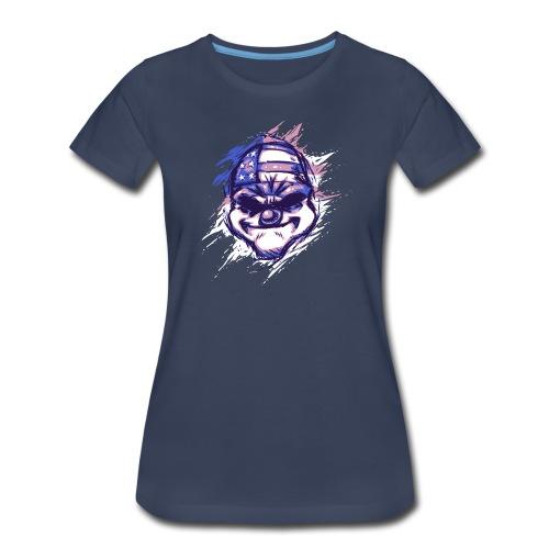 PIEDIE F - Women's Premium T-Shirt