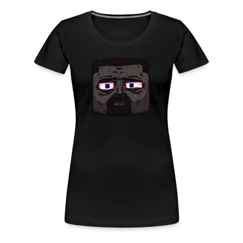 Rape Face F - Women's Premium T-Shirt