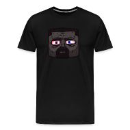 T-Shirts ~ Men's Premium T-Shirt ~ Rape Face M