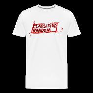 T-Shirts ~ Men's Premium T-Shirt ~ CLASSIFIED RANDOM!
