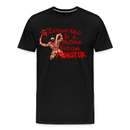 T-Shirts ~ Men's Premium T-Shirt ~ MOTHER F@#$IN M