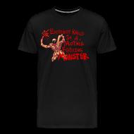 T-Shirts ~ Men's Premium T-Shirt ~ MOTHER F@#$IN M
