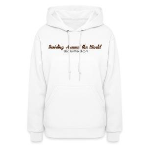 Swirling Around the World - Heavy hoodie - Women's Hoodie