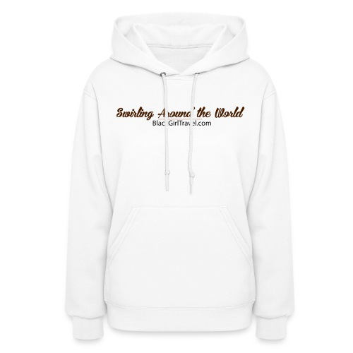 Swirling Around the World - Heavy hoodie - Women's Hoodie