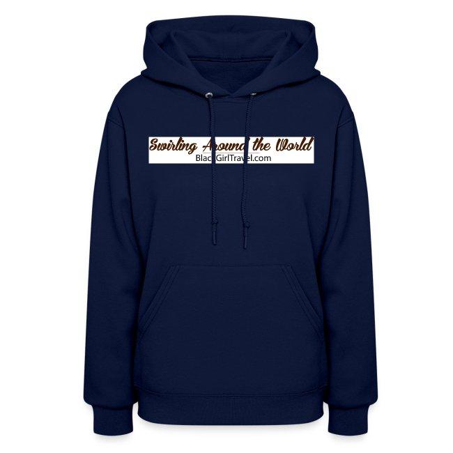 Swirling Around the World - Heavy hoodie