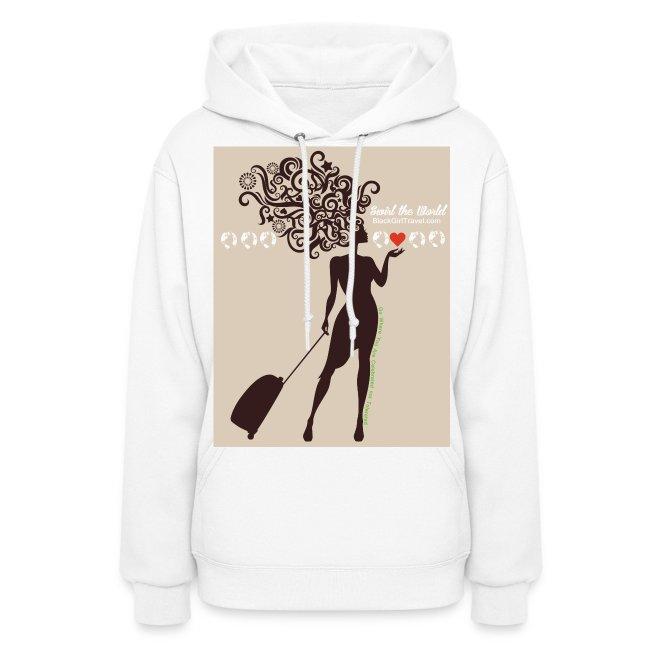 Chocolate Diva - Heavy hoodie