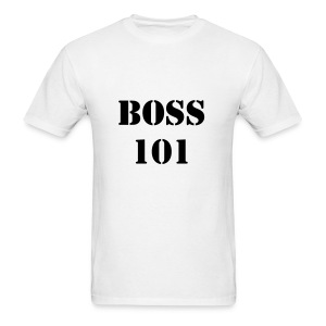 Boss 101  - Men's T-Shirt