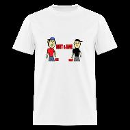 T-Shirts ~ Men's T-Shirt ~ Matt and Dave - Logo (Mens)