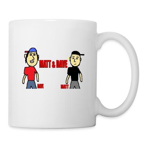 Matt and Dave - Logo Mug  - Coffee/Tea Mug