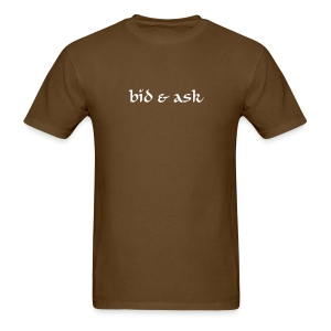 Bid & Ask - Men's T-Shirt