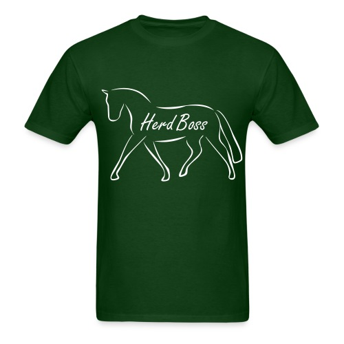 Herd Boss - Men's T-Shirt