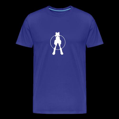 Hoodratz In Space Star Travelers T-shirt (Blue) - Men's Premium T-Shirt