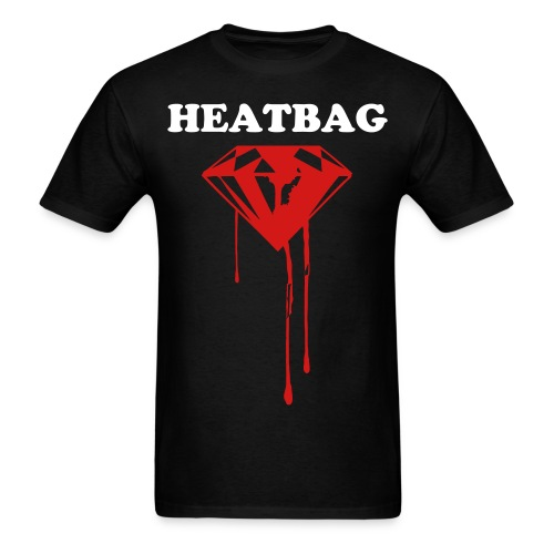 Heatbag Diamonds Fresh Threads Men's T-Shirt - Men's T-Shirt