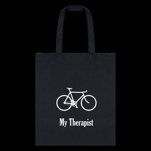 My Therapist tote bag - Tote Bag