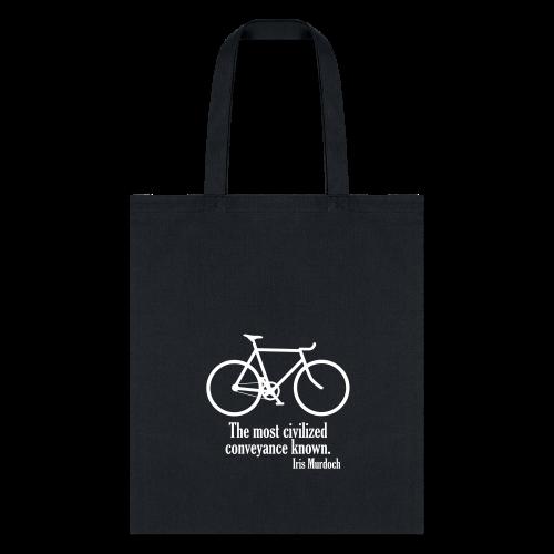 Iris Murdoch tote bag - Tote Bag