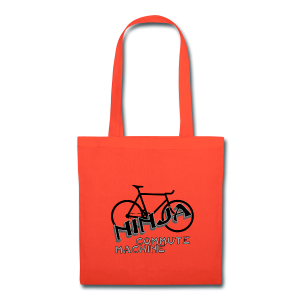 ninja commute machine tote bag red - Tote Bag