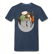 T-Shirts ~ Men's Premium T-Shirt ~ Of to Battle