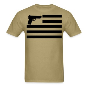 Mens Flag Tshirt - Men's T-Shirt