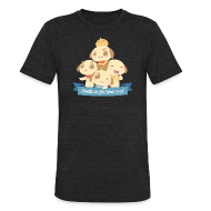 T-Shirts ~ Unisex Tri-Blend T-Shirt ~ Smiles to Go - Unisex Tri-blend