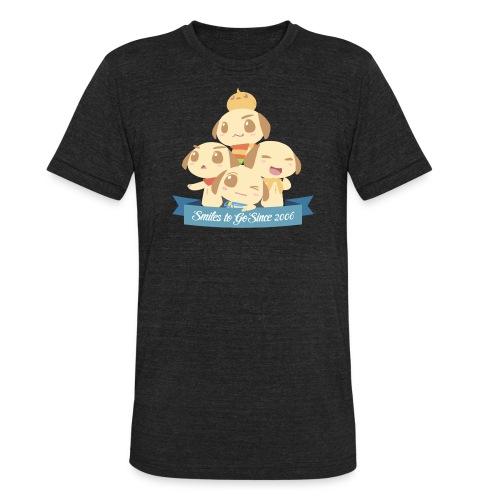 Smiles to Go - Unisex Tri-blend - Unisex Tri-Blend T-Shirt