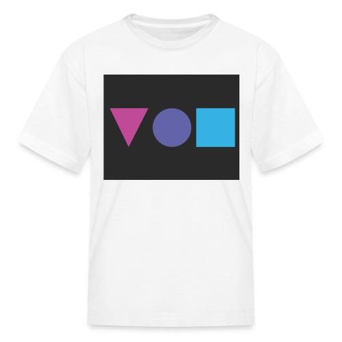 Shapes - Kids - Kids' T-Shirt