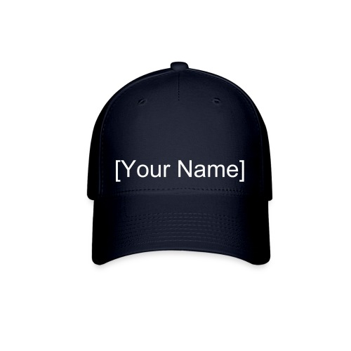 Customizable Baseball Cap - Baseball Cap