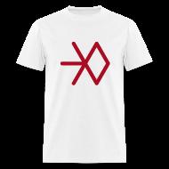 T-Shirts ~ Men's T-Shirt ~ EXO SNOWFLAKE (MEN)