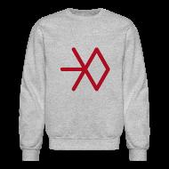 Long Sleeve Shirts ~ Crewneck Sweatshirt ~ EXO SNOWFLAKE SWEATER (MEN)