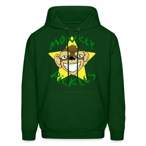 Monkey Pickles Men's Hoodie - Men's Hoodie