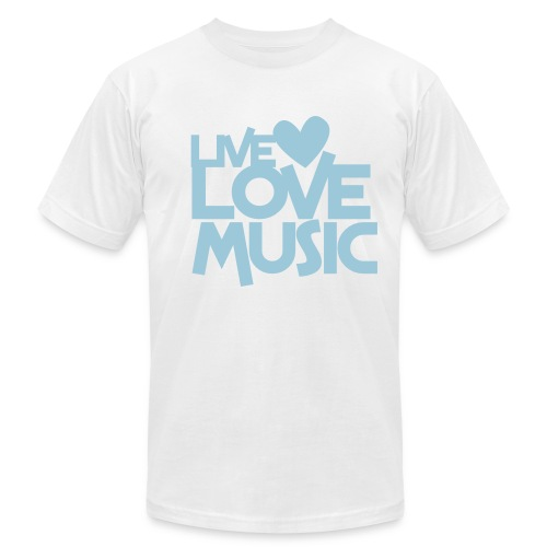 Men's Fine Jersey T-Shirt - Alive Way T-shirt,Alive Way Shirt,Alive Way