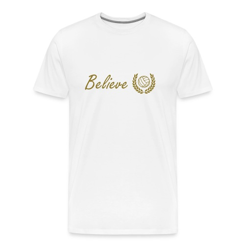 Believe Shirt - Men's Premium T-Shirt
