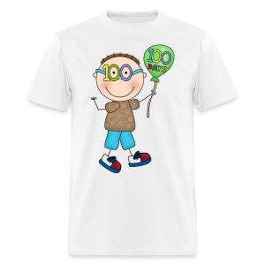 100th Day of School! - Men's T-Shirt