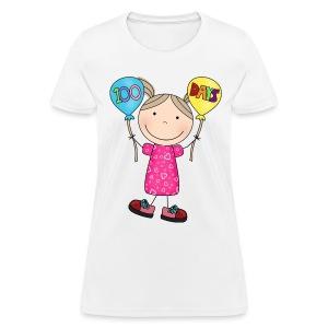 100th Day of School! - Women's T-Shirt