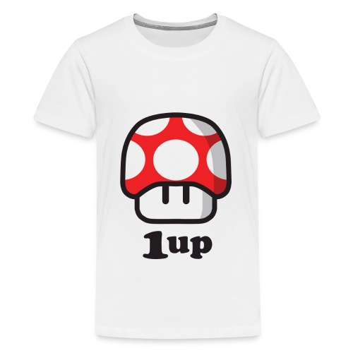 1 up - Kids' Premium T-Shirt