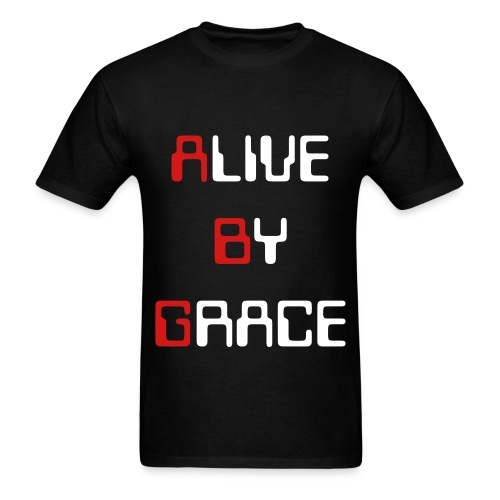 Alive by GRACE Edition 5 Tee (Men) - Men's T-Shirt