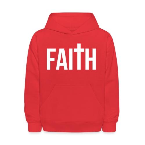 Kids Faith Hoodie - Kids' Hoodie